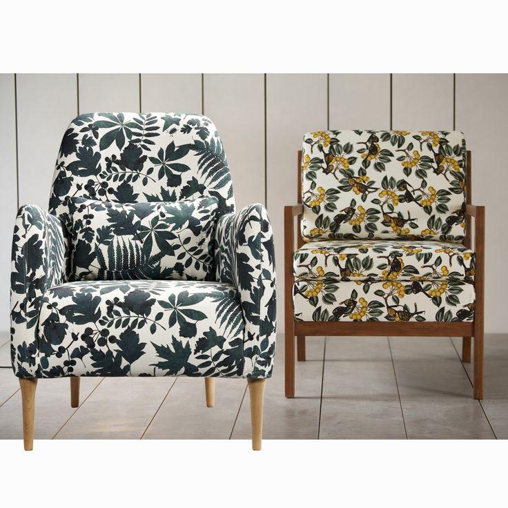 fauteuils végétaux