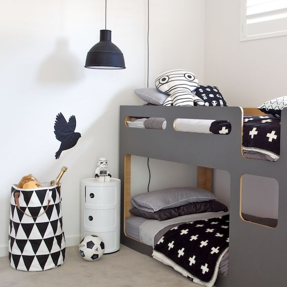 chambre d enfant monochrome mode d emploi mama jool d coratrice d 39 int rieur blog. Black Bedroom Furniture Sets. Home Design Ideas