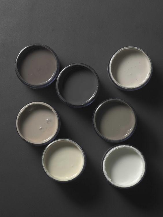 nuances gris