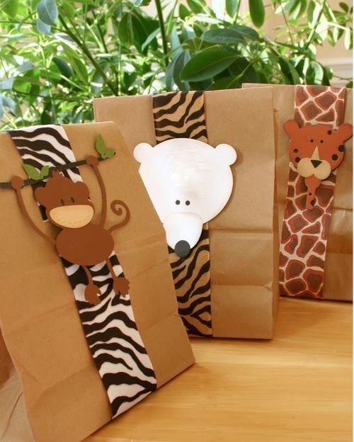 anniversaire-safari-paperbag