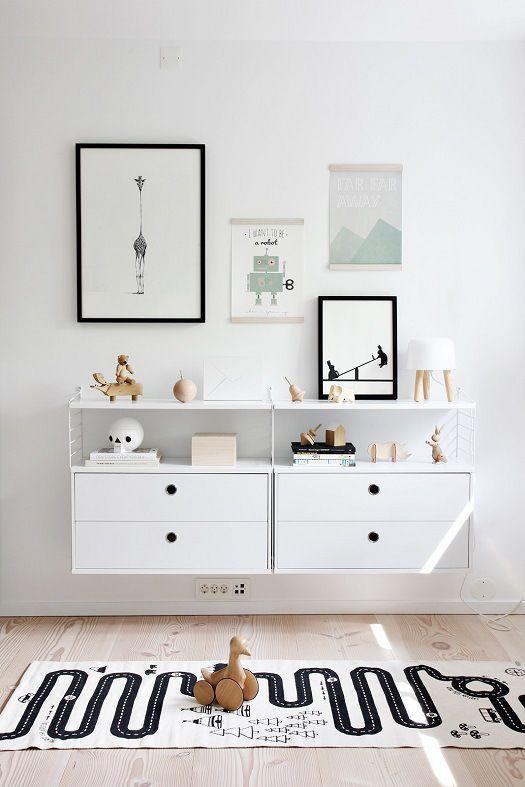 tapis-noir-et-blanc