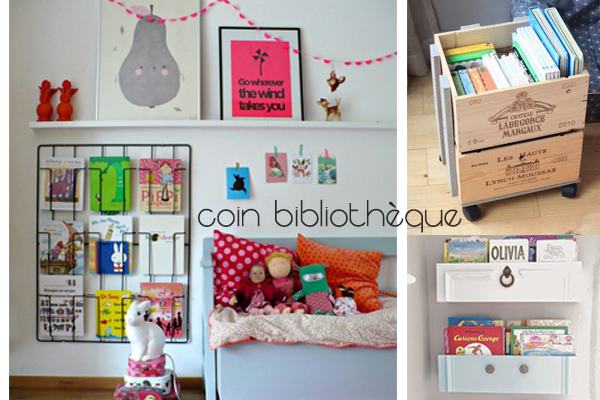 diy biblioth que mama jool d coratrice d 39 int rieur blog d coration chambre enfant. Black Bedroom Furniture Sets. Home Design Ideas
