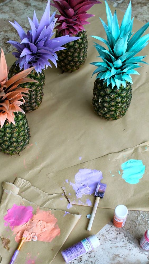 diy-pineapple -summer-party