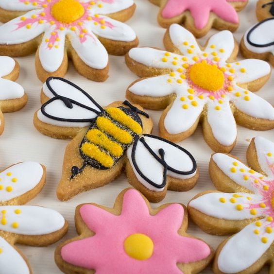 biscuits-abeille