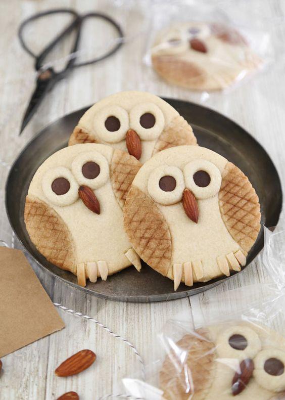 biscuits-hibou