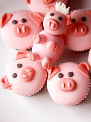 cupcakes-cochons