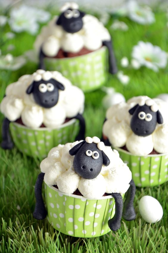 cupcakes-moutons