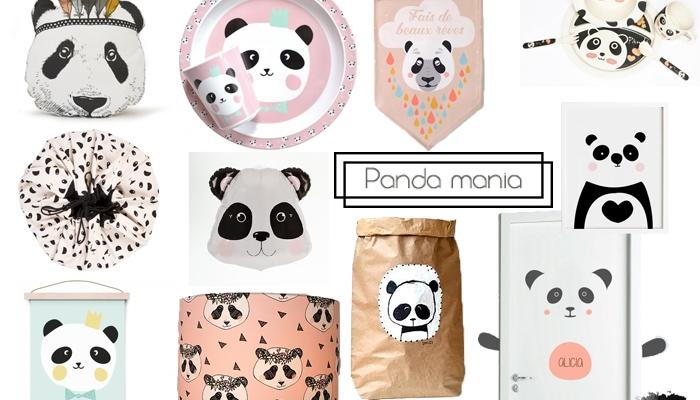 Panda Mania Mama Jool Decoratrice D Interieur Blog