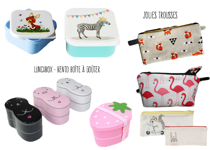 rentree-scolaire-lunchbox-bentobox-boite-a-gouter-trousses-mamajool