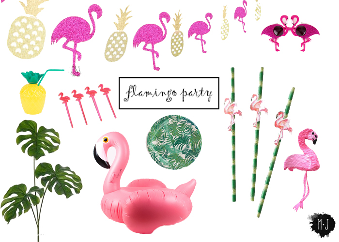 flamingo party mama jool d coratrice d 39 int rieur blog d coration chambre enfant. Black Bedroom Furniture Sets. Home Design Ideas