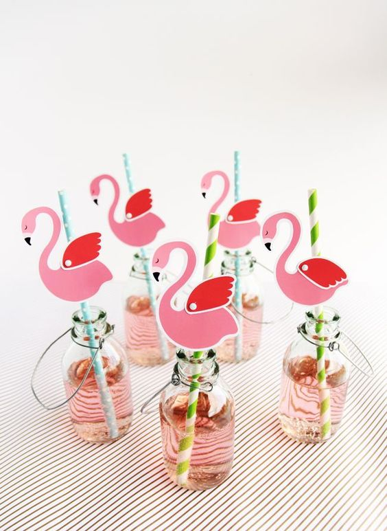 pailles-flamingo-party